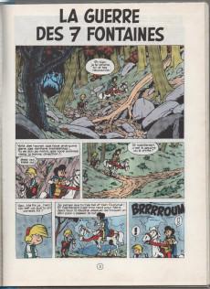 Extrait de Johan et Pirlouit -10b75- La guerre des sept fontaines