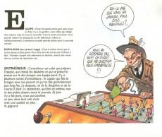 Extrait de Illustré (Le Petit) (La Sirène / Soleil Productions / Elcy) - Le foot illustré de A à Z