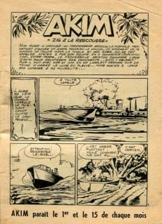 Extrait de Akim (1re série) -38- Zig à la rescousse