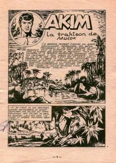 Extrait de Akim (1re série) -130- La trahison de Mulok