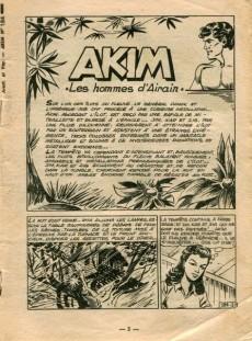 Extrait de Akim (1re série) -184- Les hommes d'airains