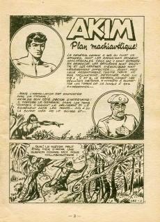 Extrait de Akim (1re série) -185- Plan machiavélique !