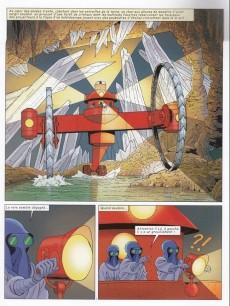 Extrait de Harry Dickson (Vanderhaeghe/Zanon) -10TT- Les gardiens du diable