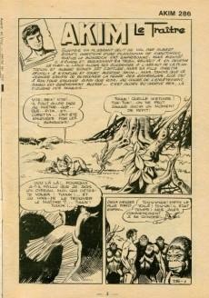 Extrait de Akim (1re série) -286- Le Traitre