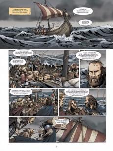 Extrait de Millénaire -6- L'Orpheline de Catane