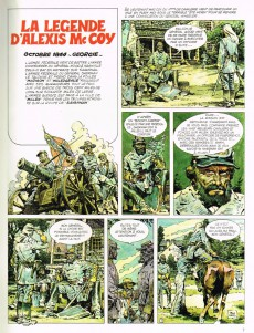 Extrait de Mac Coy -1a81- La légende d'Alexis Mac Coy