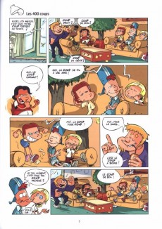 Extrait de Tennis Kids -2- Coup de filet
