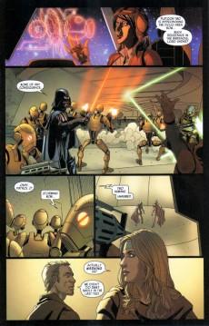 Extrait de Darth Vader (2015) -5- Book I, Part V : Vader
