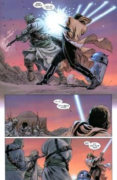 Extrait de Star Wars Vol.2 (Marvel comics - 2015) -5- Book I, Part V Skywalker Strikes