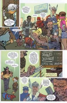 Extrait de Howard the Duck (2015) -3- Issue 3