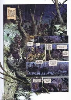 Extrait de Le trône d'Argile -6- La Geste d'Orléans