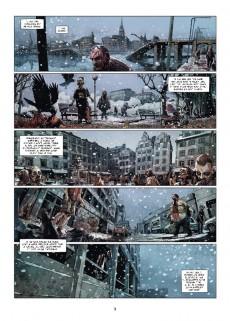 Extrait de Zombies Néchronologies -2- Mort parce que bête
