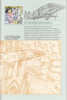 Extrait de Yoko Tsuno -27TL- Le secret de Khâny - Esquisse d'une œuvre