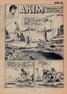 Extrait de Akim (1re série) -367- Graanh le justicier