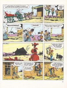 Extrait de Lucky Luke -38Fan- Ma Dalton
