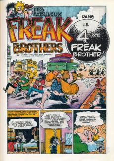 Extrait de Les fabuleux Freak Brothers -7- Intégrale - Tome 7