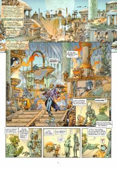 Extrait de Lanfeust des Étoiles -2- Les tours de Meirrion
