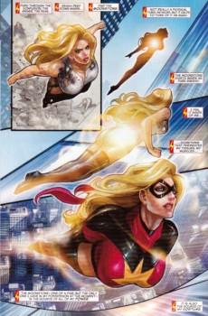 Extrait de Ms. Marvel (2006) -40- No title