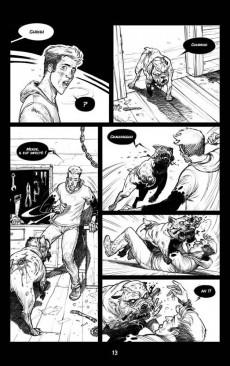 Extrait de Zombie walk -2- L'espoir