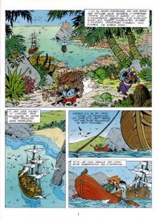 Extrait de Marine (Corteggiani/Tranchand) -3a- Le trésor du caïman