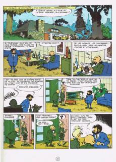 Extrait de Tif et Tondu -17a1983- Tif et Tondu contre le Cobra