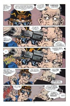Extrait de Orion (Simonson, 2000) -22- Just another night in the big city!