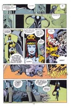 Extrait de Orion (Simonson, 2000) -24- The eyes of the hunter!