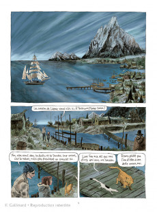 Extrait de À la croisée des mondes -2- Les Royaumes du Nord - 2
