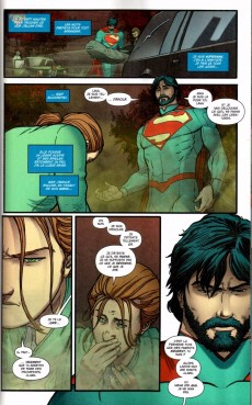Extrait de Superman Saga -18- Numéro 18