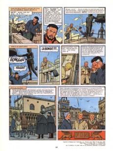 Extrait de Lefranc -3b1984- Le mystère Borg