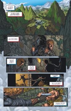 Extrait de Infinite Crisis (Urban Comics) -3- Jour de vengeance