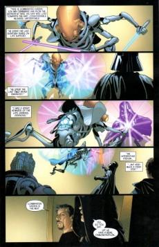 Extrait de Darth Vader (2015) -6- Book I, Part VI : Vader