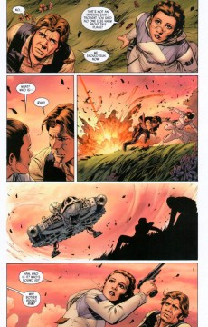 Extrait de Star Wars Vol.2 (Marvel comics - 2015) -6- Book I, Part VI Skywalker Strikes