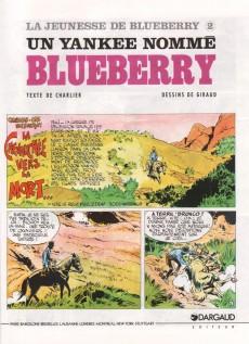 Extrait de Blueberry (La Jeunesse de) -2b1992- Un yankee nommé Blueberry