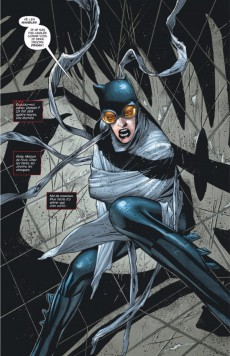 Extrait de Catwoman (DC Renaissance) -4- La main au collet