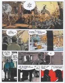 Extrait de Dampierre et Morrisson (Une aventure de) -2- Sargasses