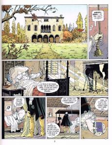 Extrait de Giacomo C. -3- La dame au cœur de suie