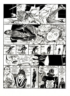 Extrait de Docteur Jekyll et Mister Hyde (Crepax) - Dr. Jekyll et Mr. Hyde