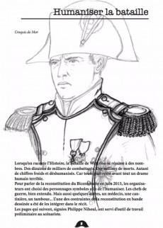 Extrait de Waterloo (Mor) -HS- Waterloo - Les SECRETS de la bataille