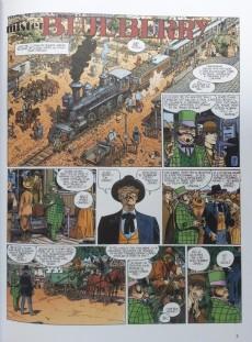 Extrait de Blueberry (Intégrale Le Soir 2) -13INT- Intégrale Le Soir - Volume 13