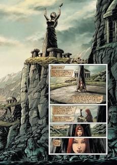 Extrait de Merlin - Le Prophète -5- La voie du juste