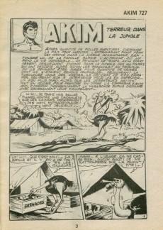 Extrait de Akim (1re série) -727- Terreur dans la jungle