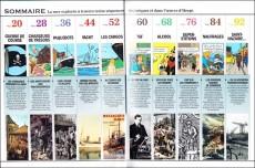 Extrait de Tintin - Divers -63- Tintin et la Mer - Explorations, corsaires, trésors, paquebots, yachts