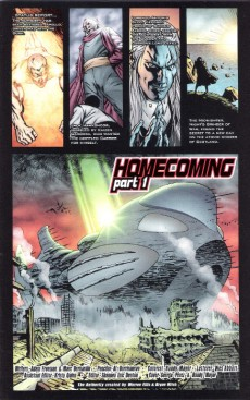 Extrait de Authority (The) (2008) -18- Homecoming - part 1