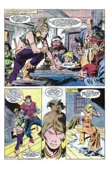 Extrait de Conan the Barbarian Vol 1 (Marvel - 1970) -165- Temple of the dragon