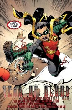 Extrait de Robin: Son of Batman (2015) -1- Year Of Blood - Part One