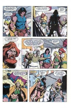 Extrait de Conan the Barbarian Vol 1 (Marvel - 1970) -166- Blood of the titan!