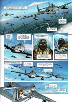 Extrait de Wunderwaffen -7- Amerika Bomber