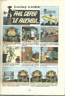 Extrait de Lucky Luke -8d84- Lucky Luke et Phil Defer