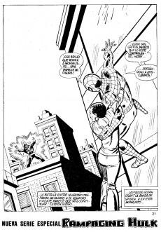 Extrait de Peter Parker: Spiderman -4- ¡Llora desgraciado... llora Morbius!